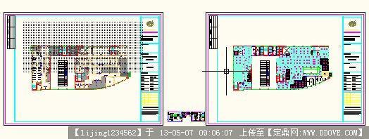 医院建筑室内施工图