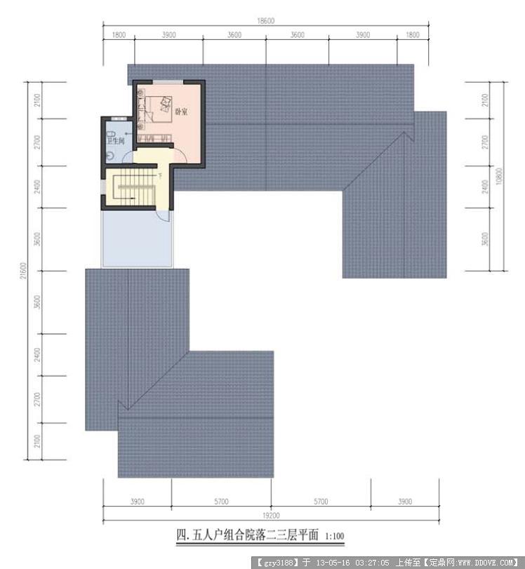 农村小楼-崇州街子镇高墩新型社区设计方案26