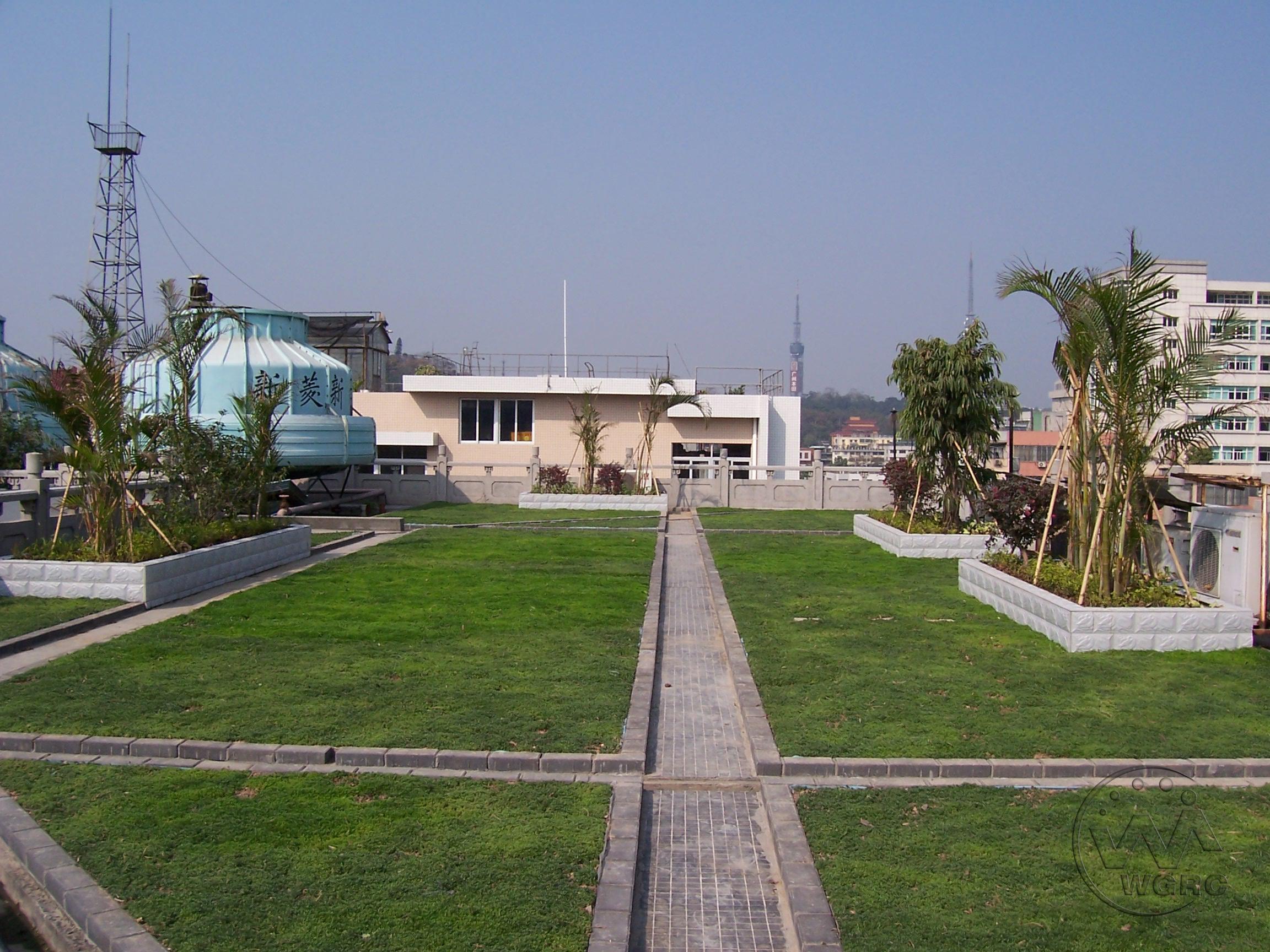 广州市 北京/广州市屋顶绿化现状/ 园林资讯/ 中国园林网...
