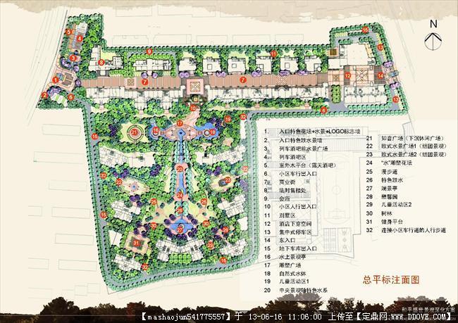小区绿化景观设计 4总平面图.jpg