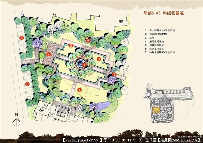 小区绿化景观设计 23局部5平面设计图.jpg