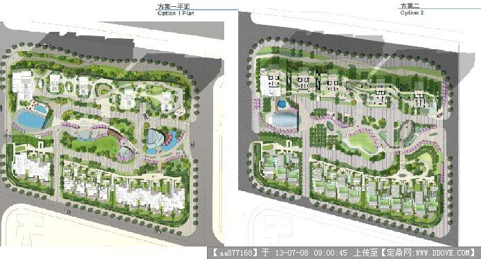 珠江新城 l3 1-3地塊景觀方案設計——aecom