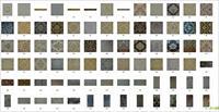 纹理瓷砖装饰方案大全(2)
