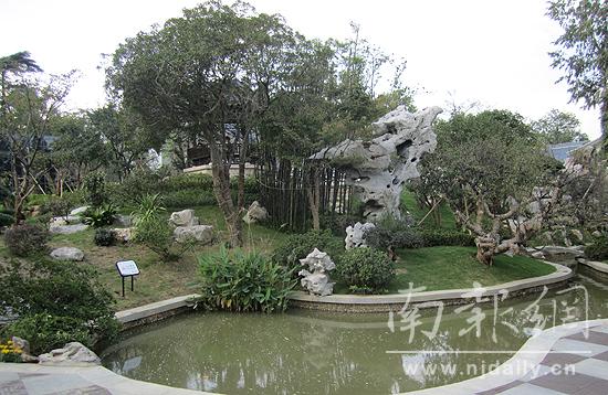 江苏:玄武湖公园金陵盆景园国庆免费开放 - 园林资讯