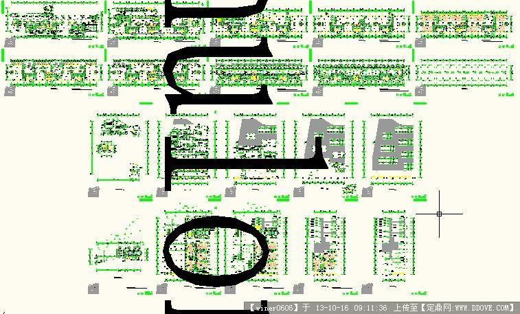 展览馆设计图纸的下载地址