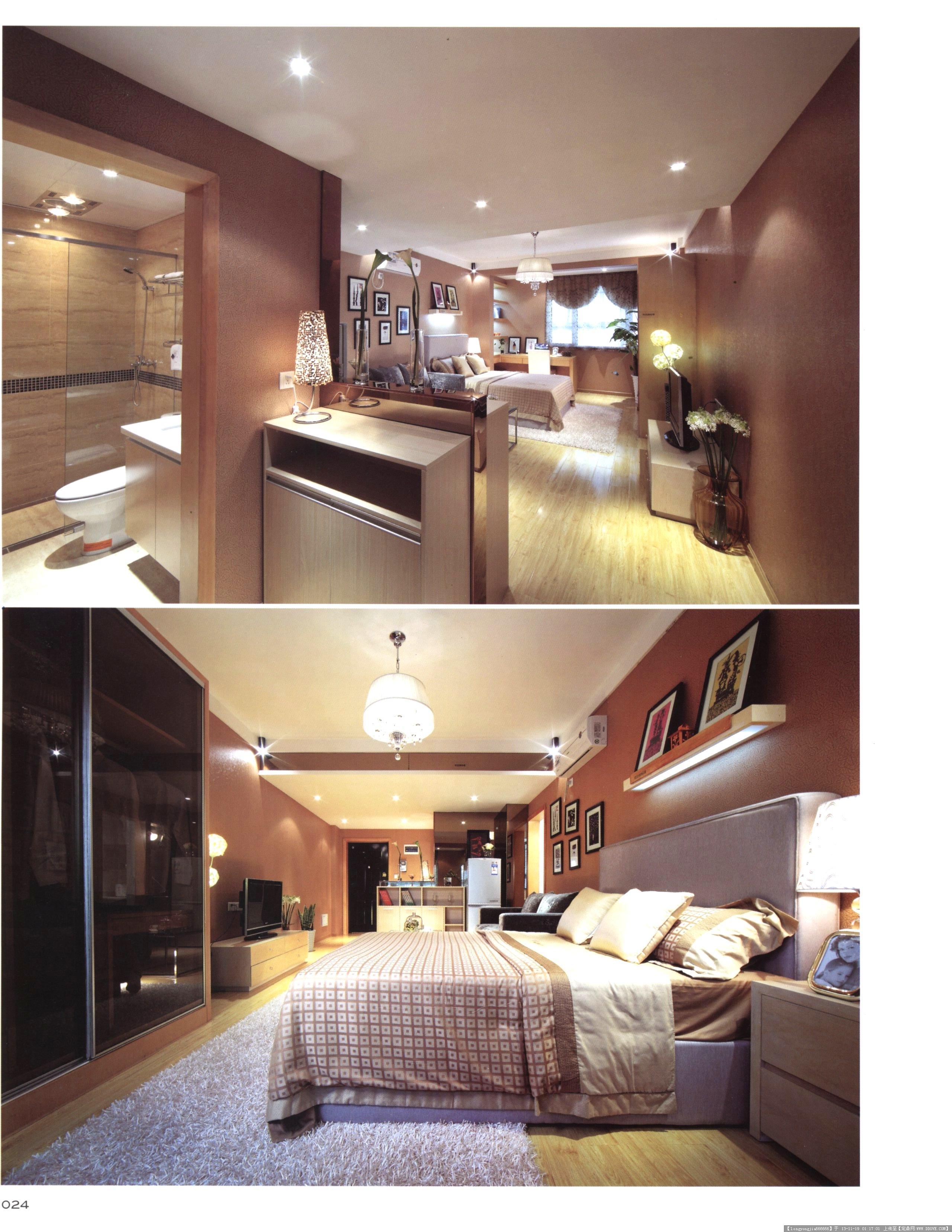 迷你公寓(小户型设计) 之一