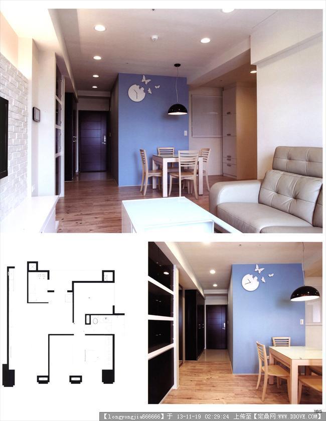 2016小户型家居装修效果图