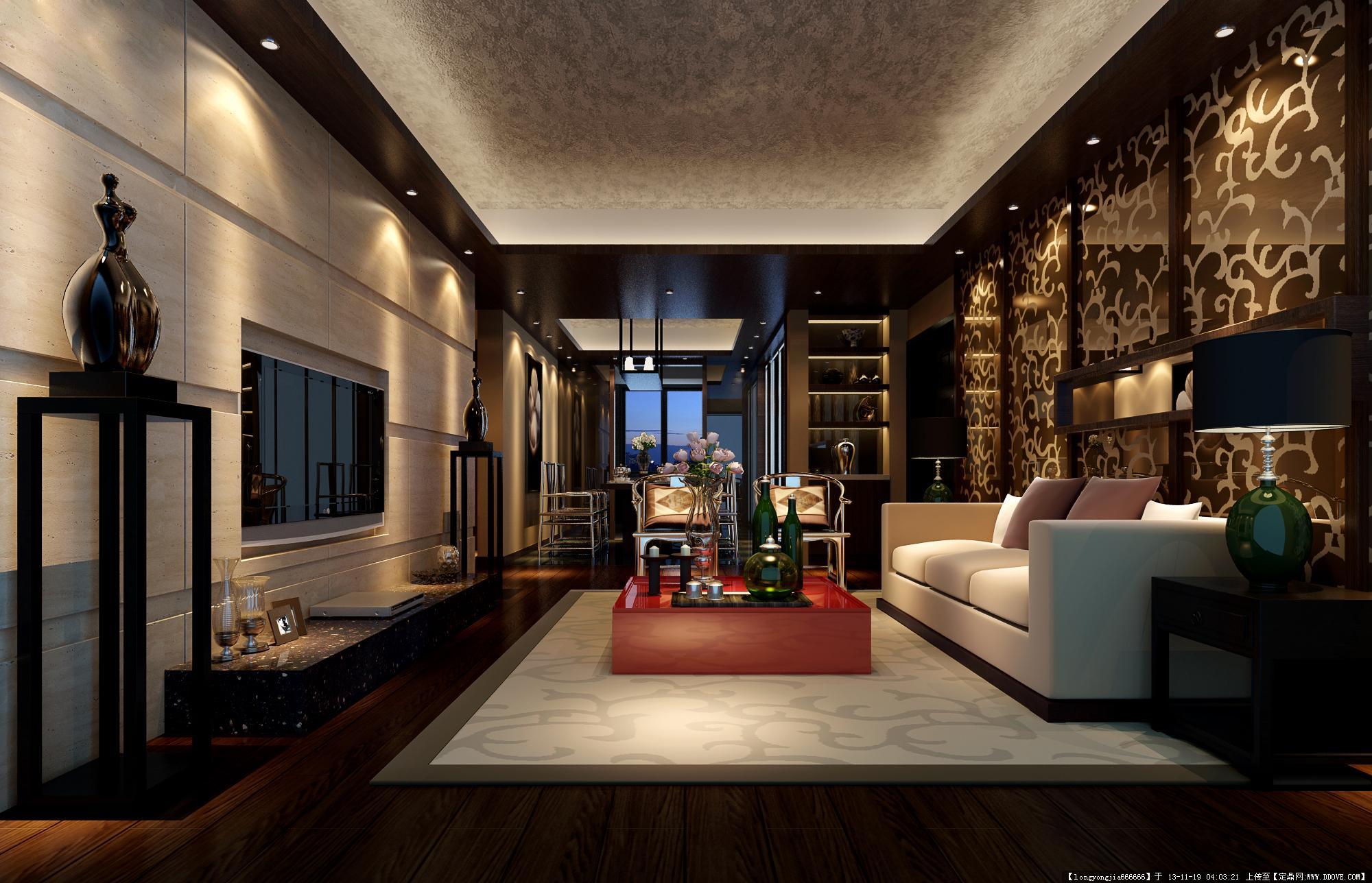 简约室内设计(之一)的图片浏览