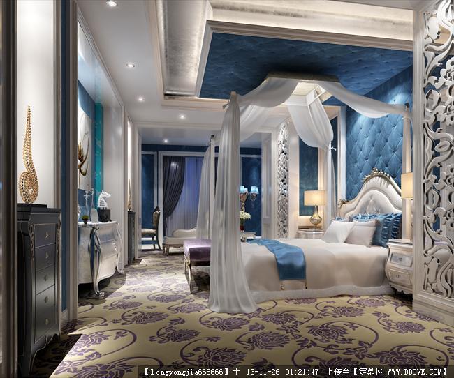 内效果图,住宅样板,室内装饰设计施工图纸资料