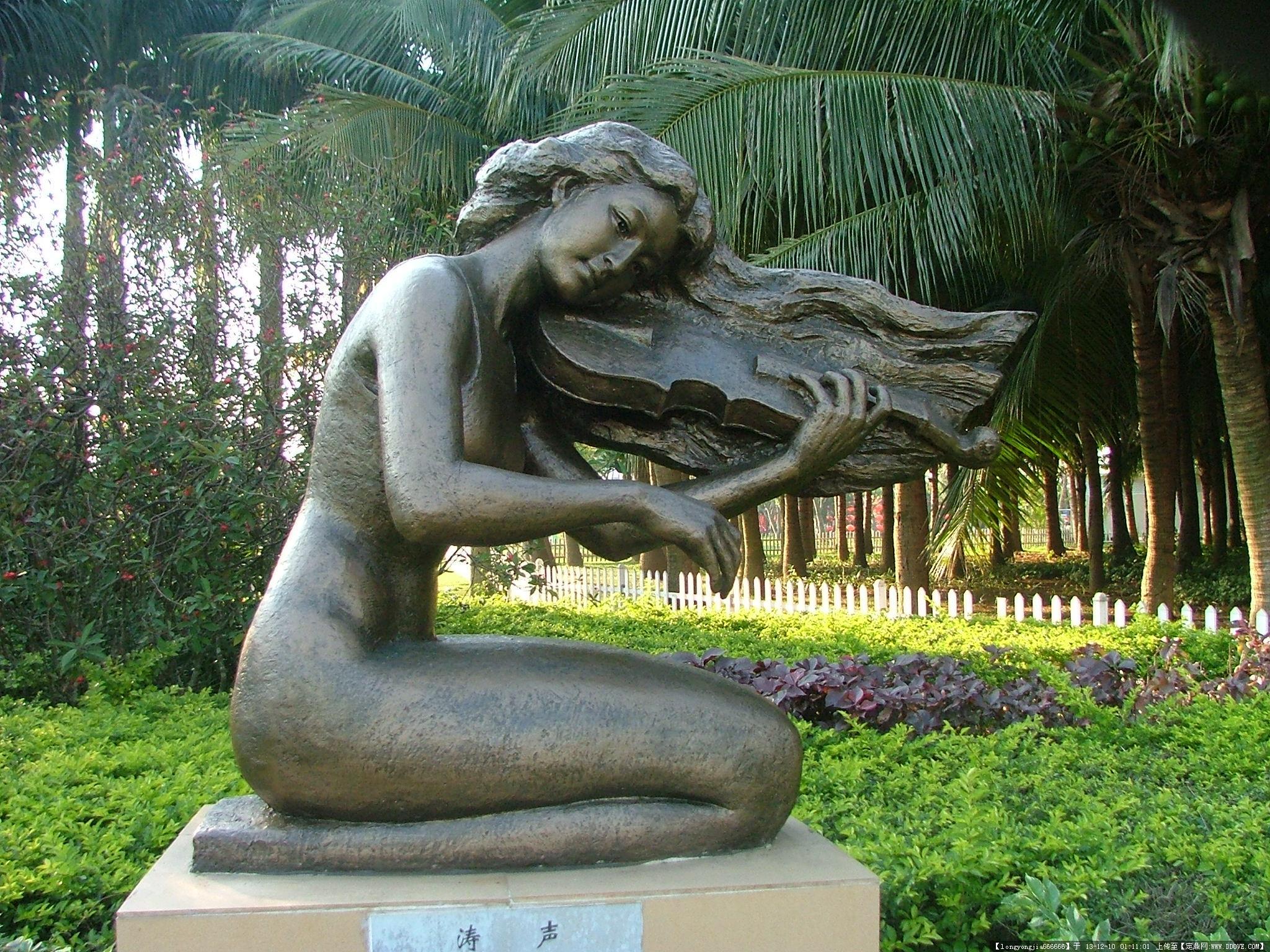 人物雕塑小品实景图片 03的图片浏览,园林节点照片,,.