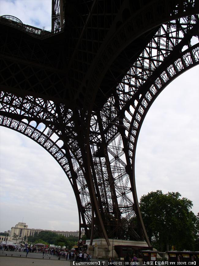 法国巴黎铁塔 004