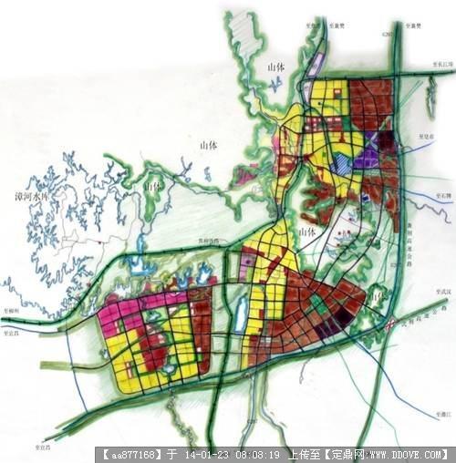 某城市空间发展战略规划汇报稿2011