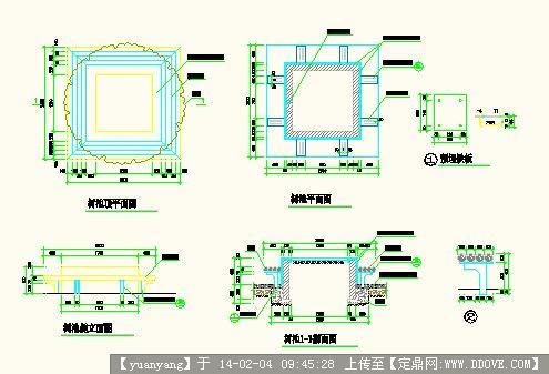 南京河道全套景观设计文本 成都某居住区空间全套景观概念性设计文本