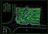 某小区规划方案设计