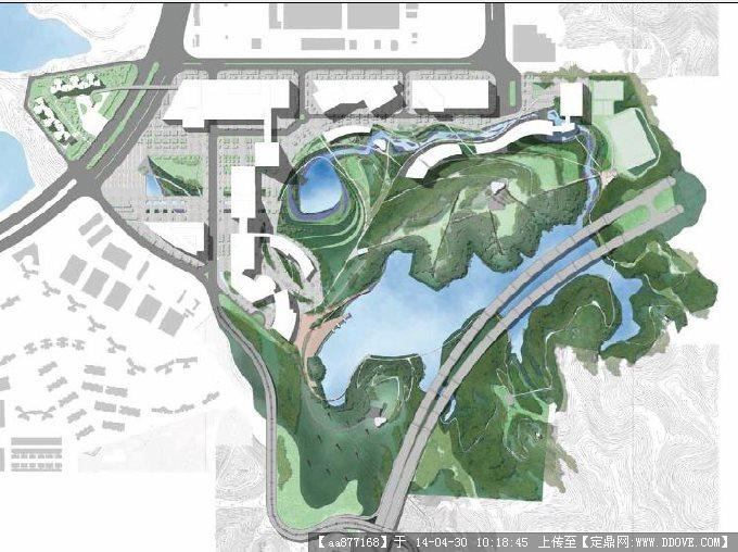 城市休闲绿地景观设计/尹安石