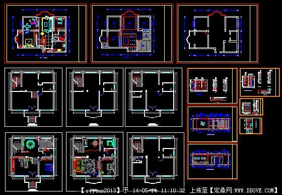 某别墅室内设计方案