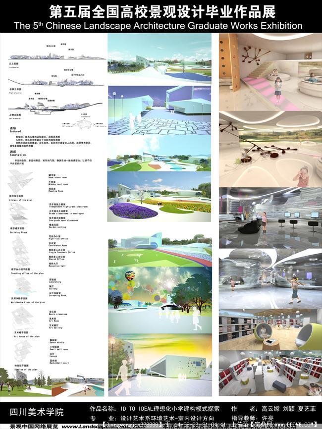 毕业设计 展板 01的图片浏览