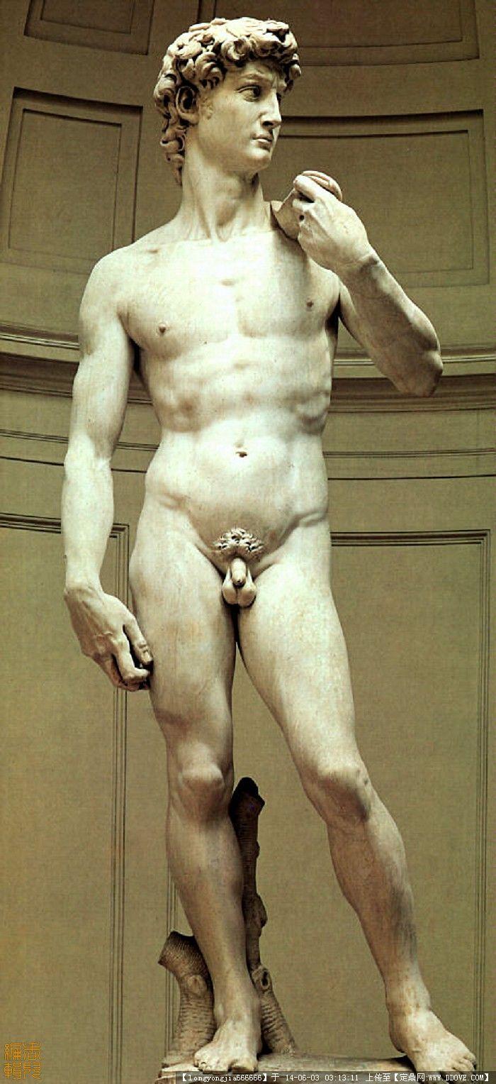 雕塑大师 米开朗基罗 雕塑作品