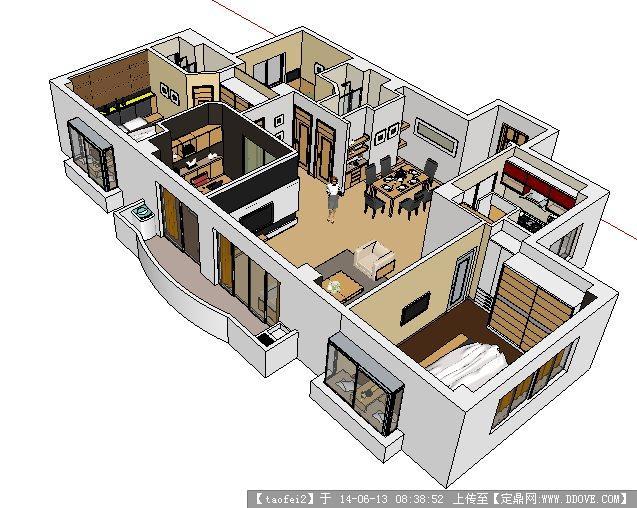 su室内套图模型的下载地址图片