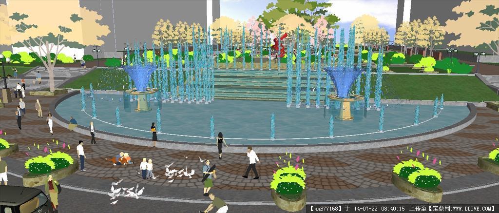 乌鲁木齐绿地中心 - 幕墙设计