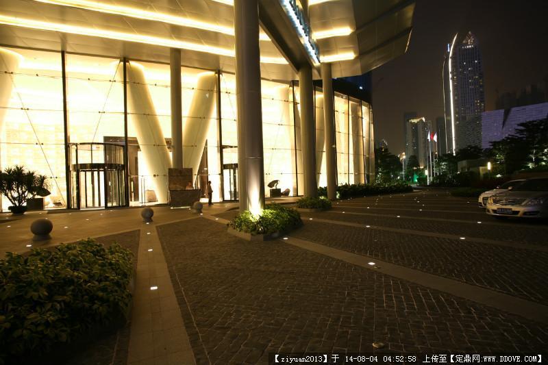 广州西塔与四季酒店实景照片