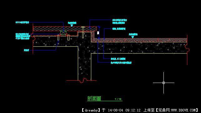 木平台施工做法详图
