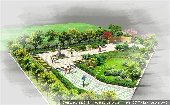 景墙和景观设计意向图的图片浏览,园林节点照片,景墙