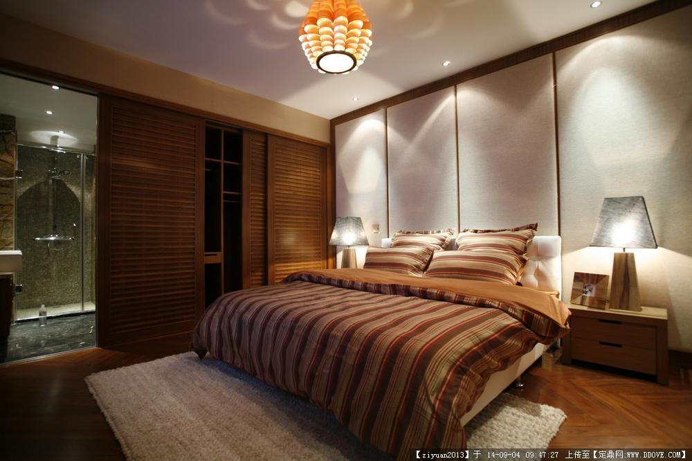 東南亞風格室內裝修設計高清實景照片