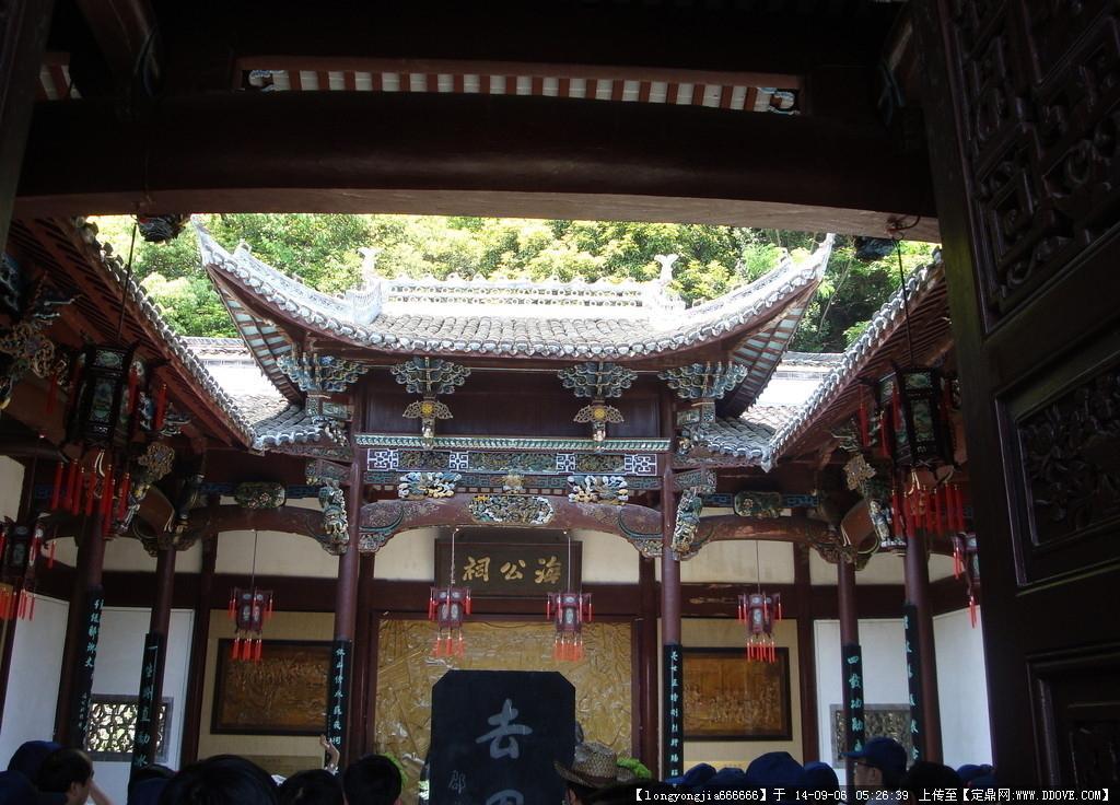 定鼎网 定鼎建筑 建筑实景照片 中国古建 古建彩绘设计图案实景图片