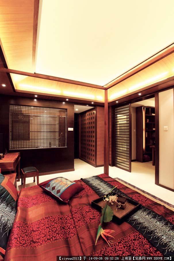 东南亚风格室内装修高清实景照片1的图片浏览,室内实景照片,住图片