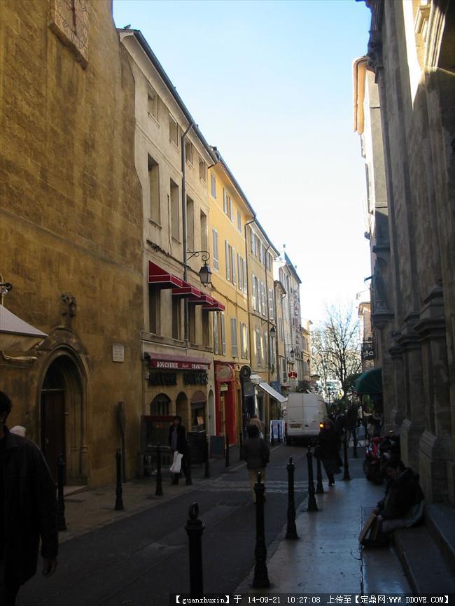 法国巴黎街头建筑实景照片jpg新古典典范精品照片83