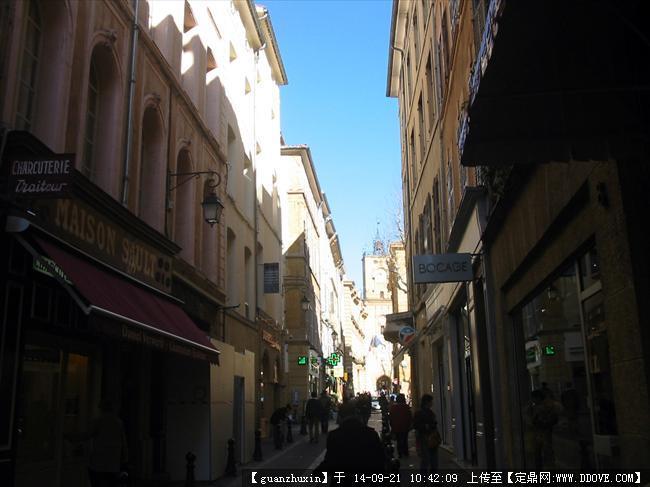 法国巴黎街头建筑实景照片jpg新古典典范精品照片87