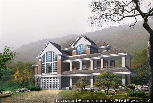 水晶石住宅公建景观设计效果图大全二