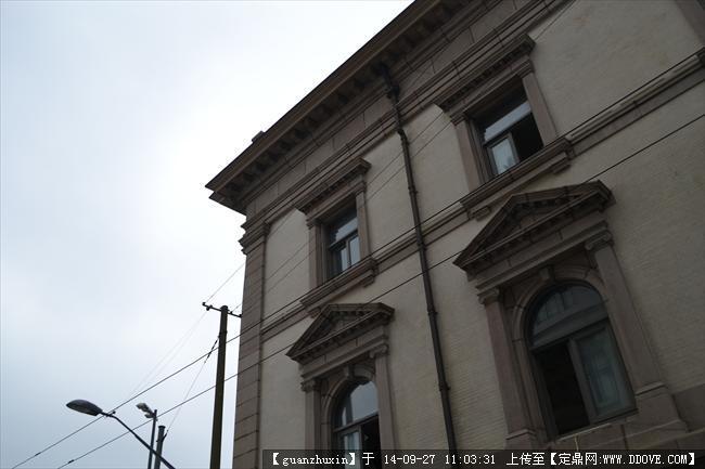 法国马赛经典欧式新古典建筑群大师建筑实景照片01