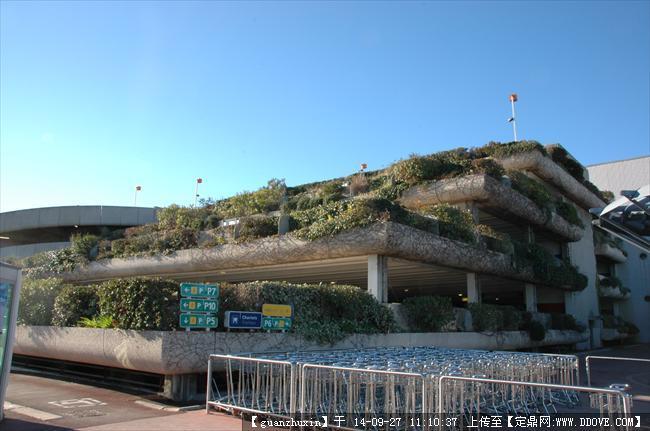 法国马赛经典欧式新古典建筑群大师建筑实景照片2