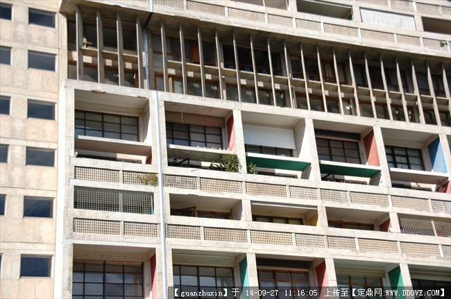 法国马赛经典欧式新古典建筑群大师建筑实景照片15