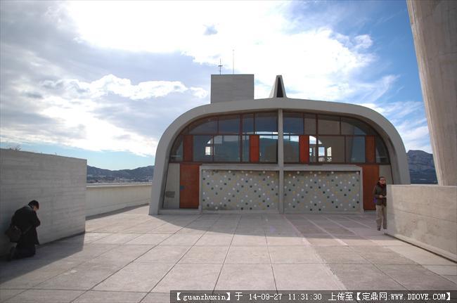 法国马赛经典欧式新古典建筑群大师建筑实景照片114