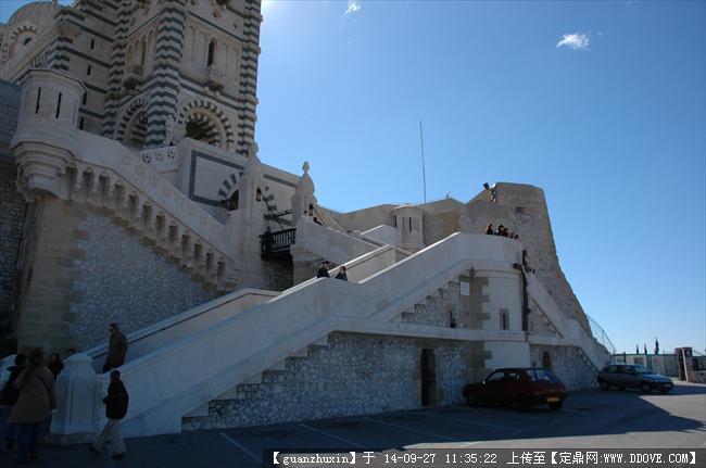 法国马赛经典欧式新古典建筑群大师建筑实景照片151