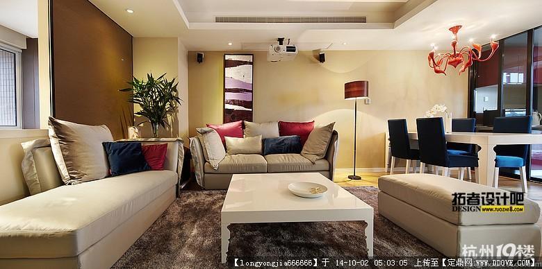 室内家装设计装修效果图 家庭装修家居现代简约房屋效果