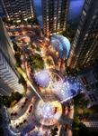淮南上品商业建筑设计效果图