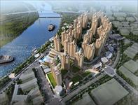 梅州项目居住建筑设计效果图