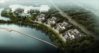 澜公馆会所建筑及景观设计效果图