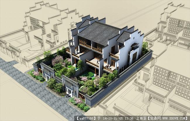 新农村规划建设中居住建筑设计