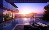别墅项目建筑设计效果图