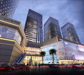 波罗城商业建筑设计效果图