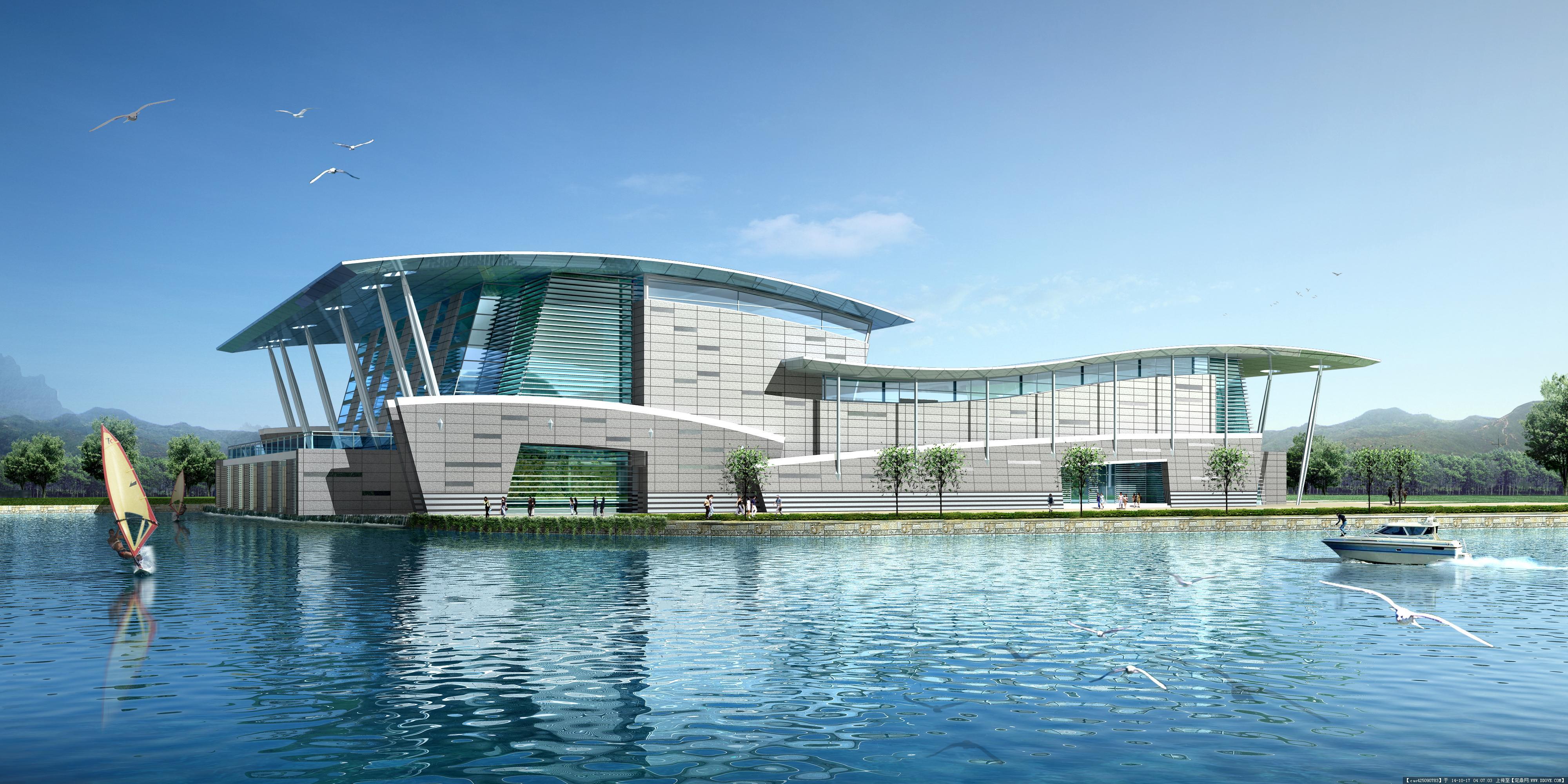 建筑公�9/y.&��!�m_水晶石住宅公建景观效果图大全十四的图片浏览,建筑图