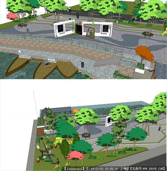 小广场景观小品,精品景观设计