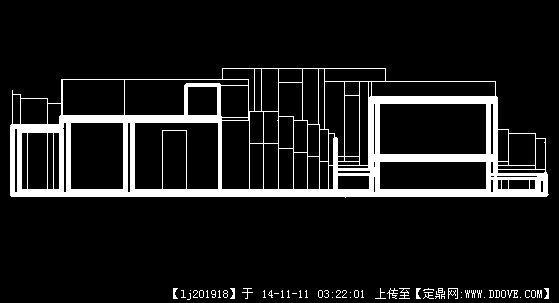 溯源茶室建筑设计图