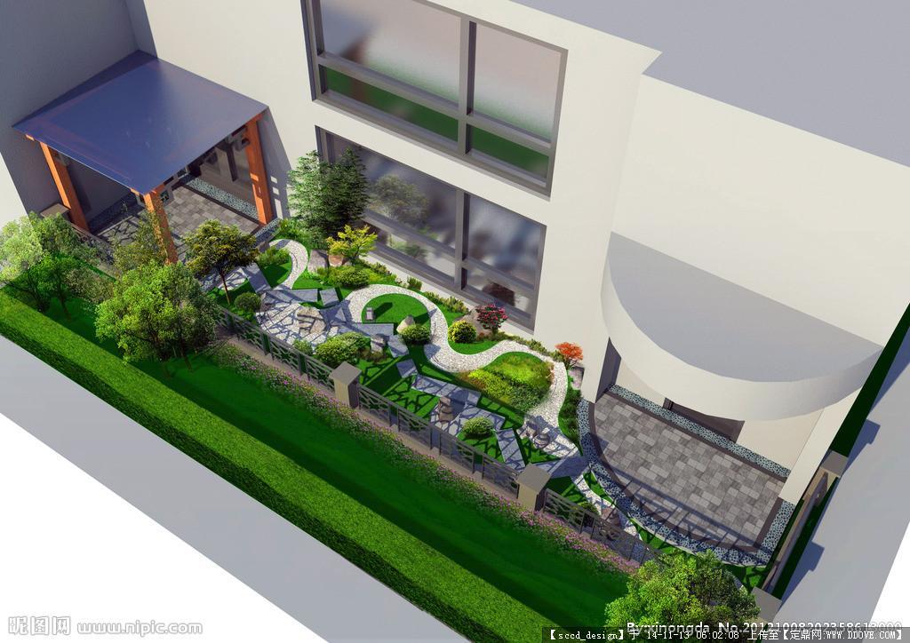 屋顶花园设计的一些资料