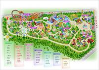 某地儿童游乐园游览规划图